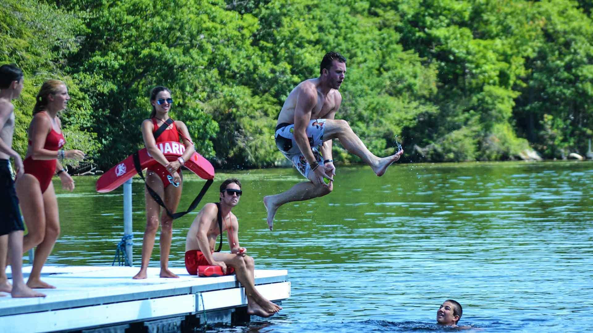 USA Summer Camp in America