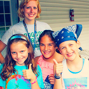 Girl Scout Summer Camp