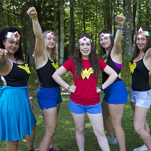 How to be a Summer Camp Hero