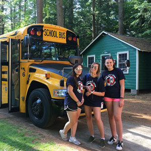 Why Apply for Summer Camp?