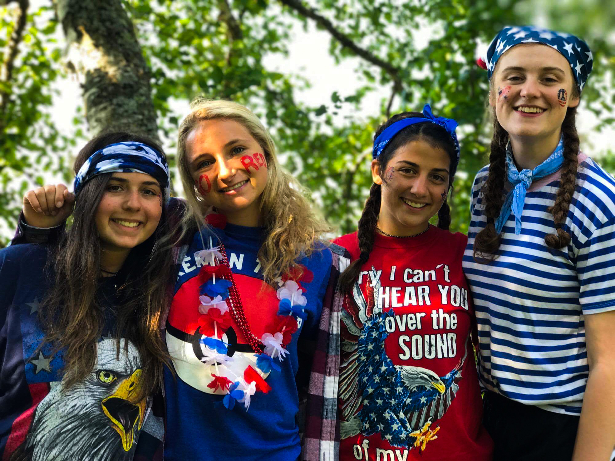 Find out more about working for USA Summer Camp