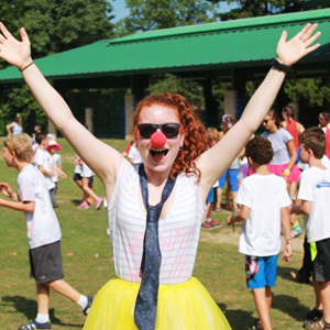 Magic and Circus at Summer Camp