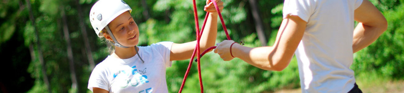 Work as a Climbing Instructor at Summer Camp in America
