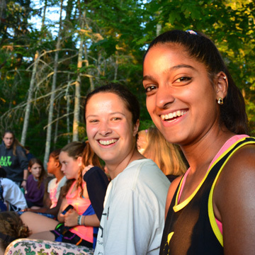 Girl Scout Camp Jobs in America