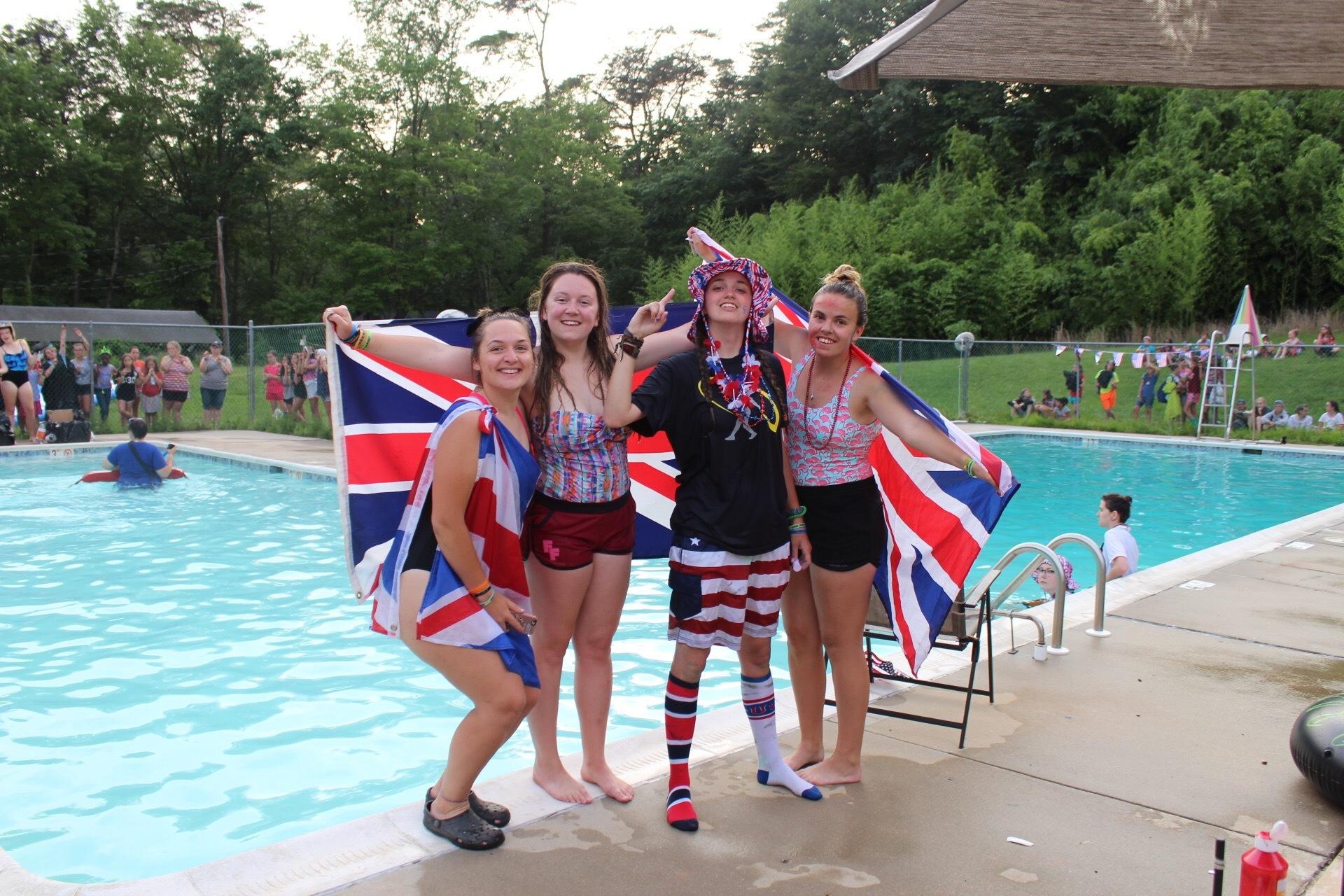British Things You'll Miss at Summer Camp