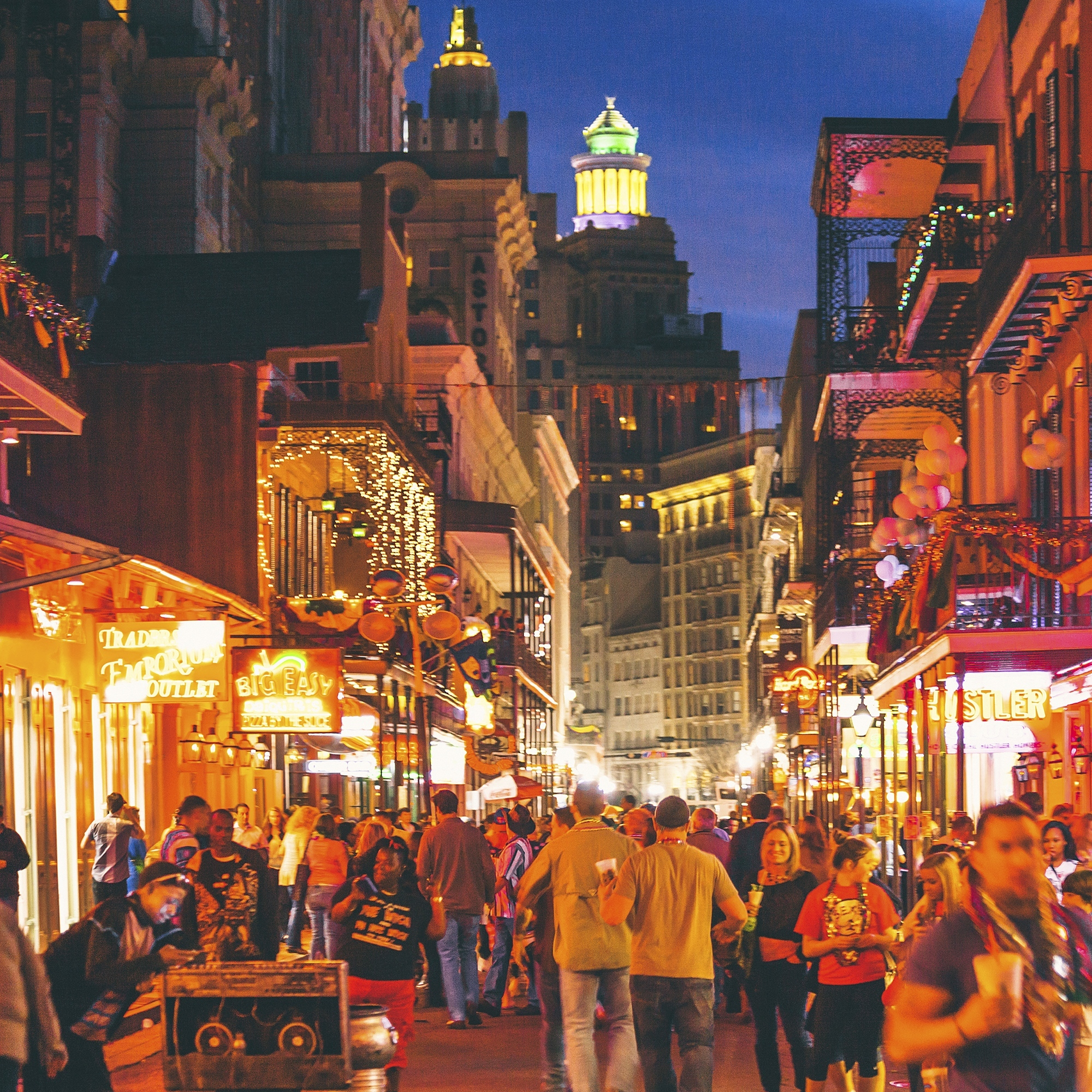what to see in new orleans