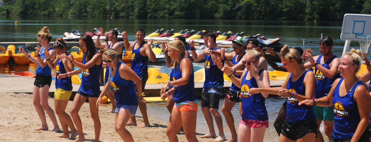What's it like to work at a Summer Camp in America?