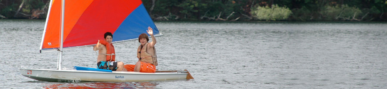 Thinking about becoming a Sailing and Motorboat Driver at Camp?