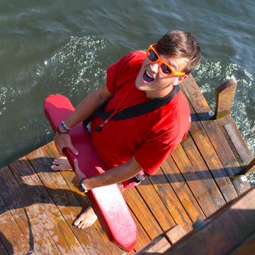 Lifeguard Specialist Summer Camp Counselor