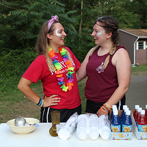 USA Summer Camp Staff Spotlight – Meet Jess