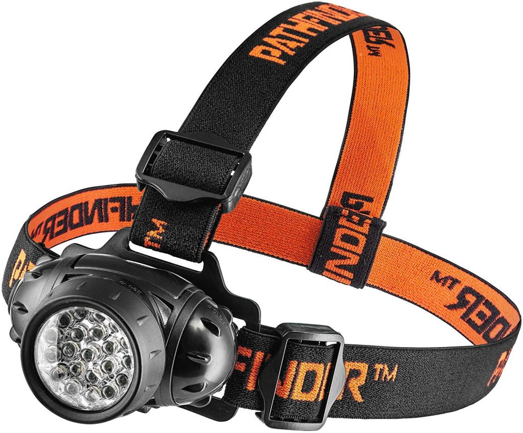 Head Torch Counselor Gift idea
