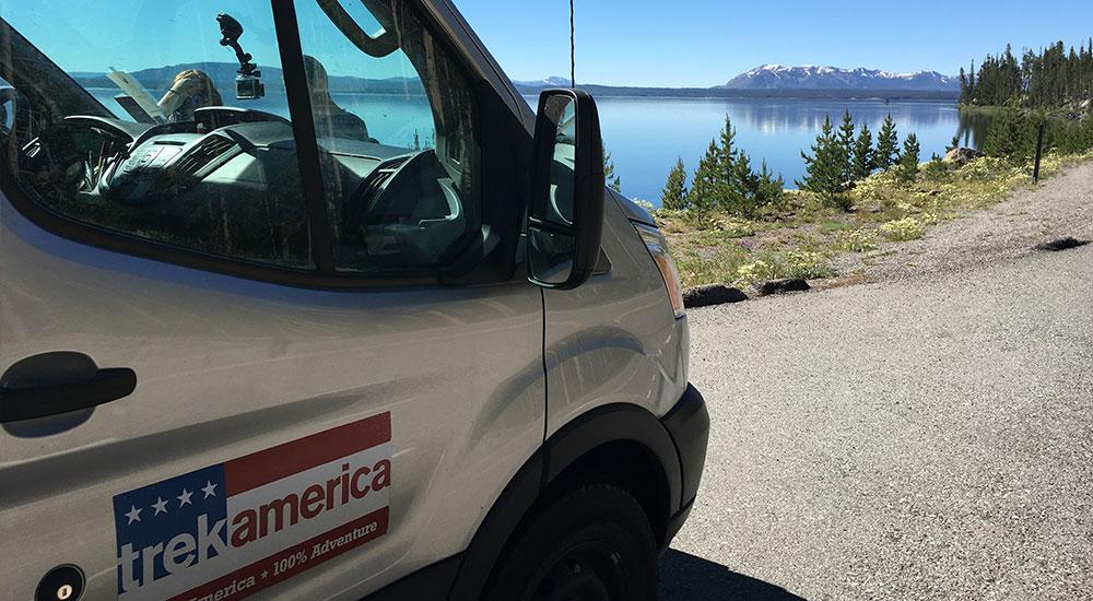 Trek America Truck