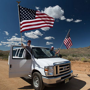 USA Summer Trek