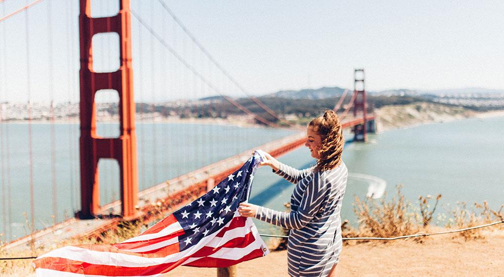 San Fran Trek America