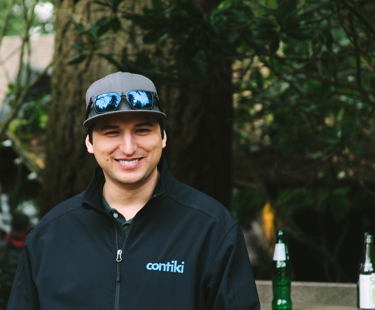 contiki tour trip manager