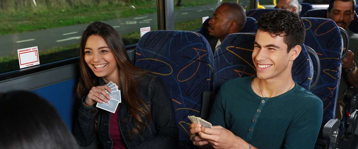 travel easier with megabus
