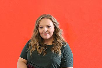 Laura - Irish Team Leader