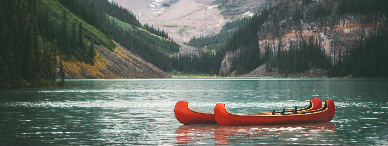 discover camp in canada