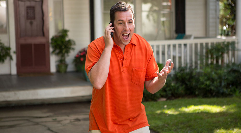 Adam Sandler - Celebrities who went to camp