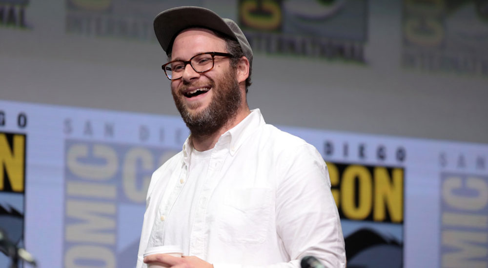 Seth Rogan - Celebrities who went to camp