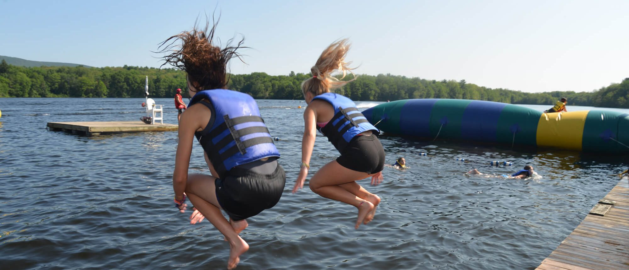 swimming instructors in america