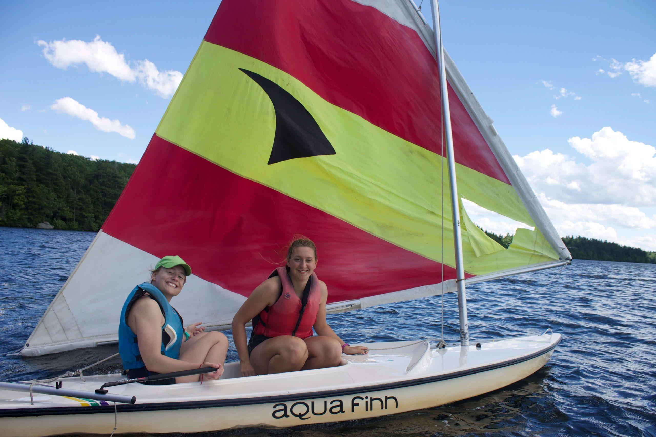 Sailing Instructor at Camp
