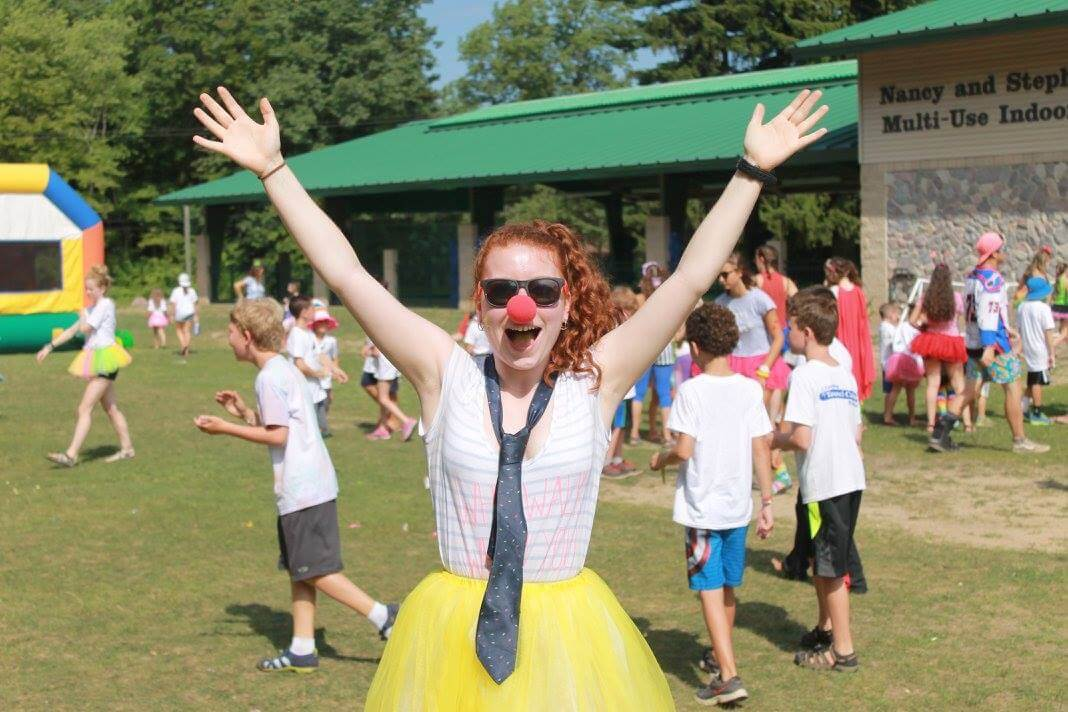 magic jobs at summer camp