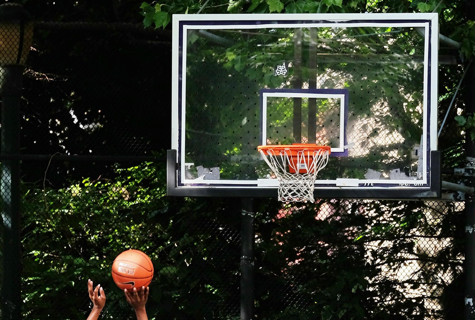 basketball jobs at summer camp