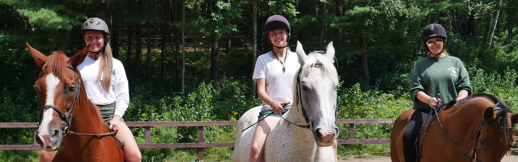 horse riding instructor jobs at camp