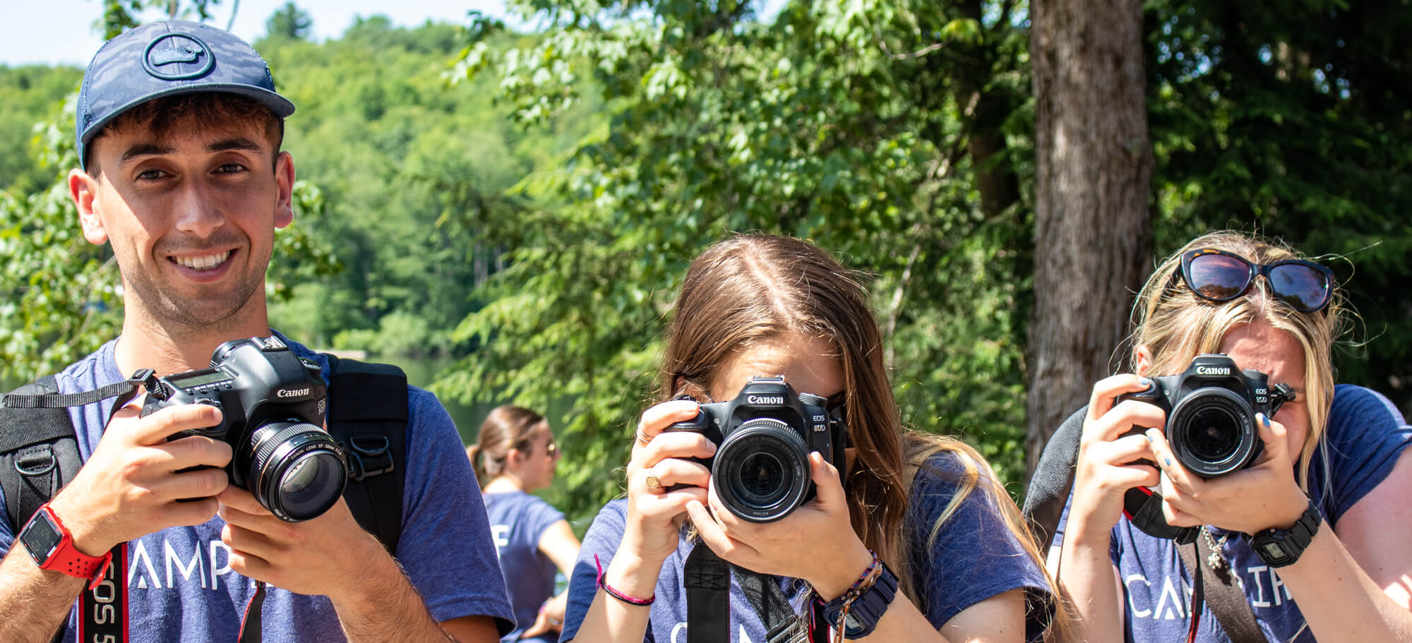 photography jobs at summer camp in america