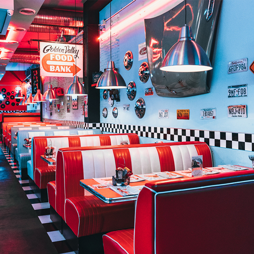 The Best American Diners
