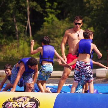 Jewish Summer Camp in America