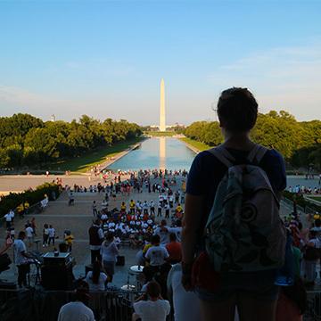 Travel in America Alone