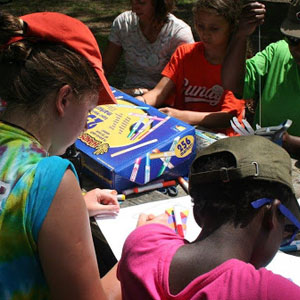 How to Ace your Summer Camp Profile
