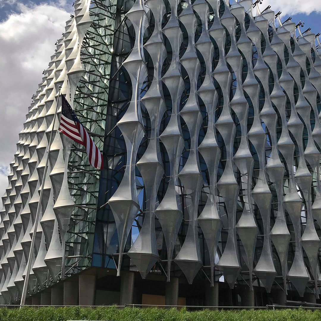 The London US Embassy Building
