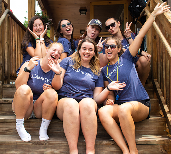 Day in the Life of a Camp Counselor