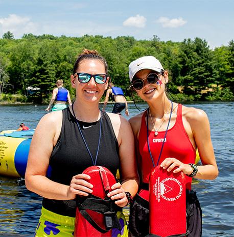 Lifeguard USA Summer Camp Jobs