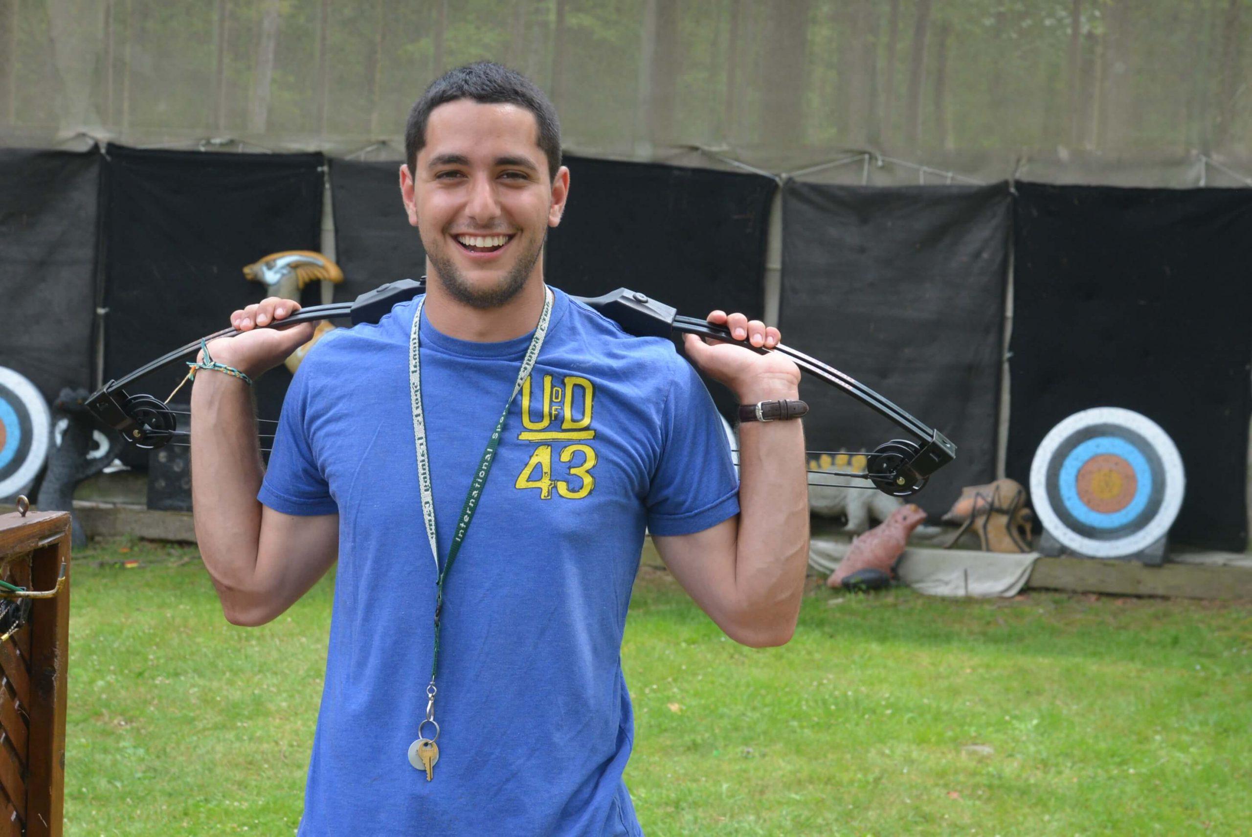 earn money as an archery instructor in america