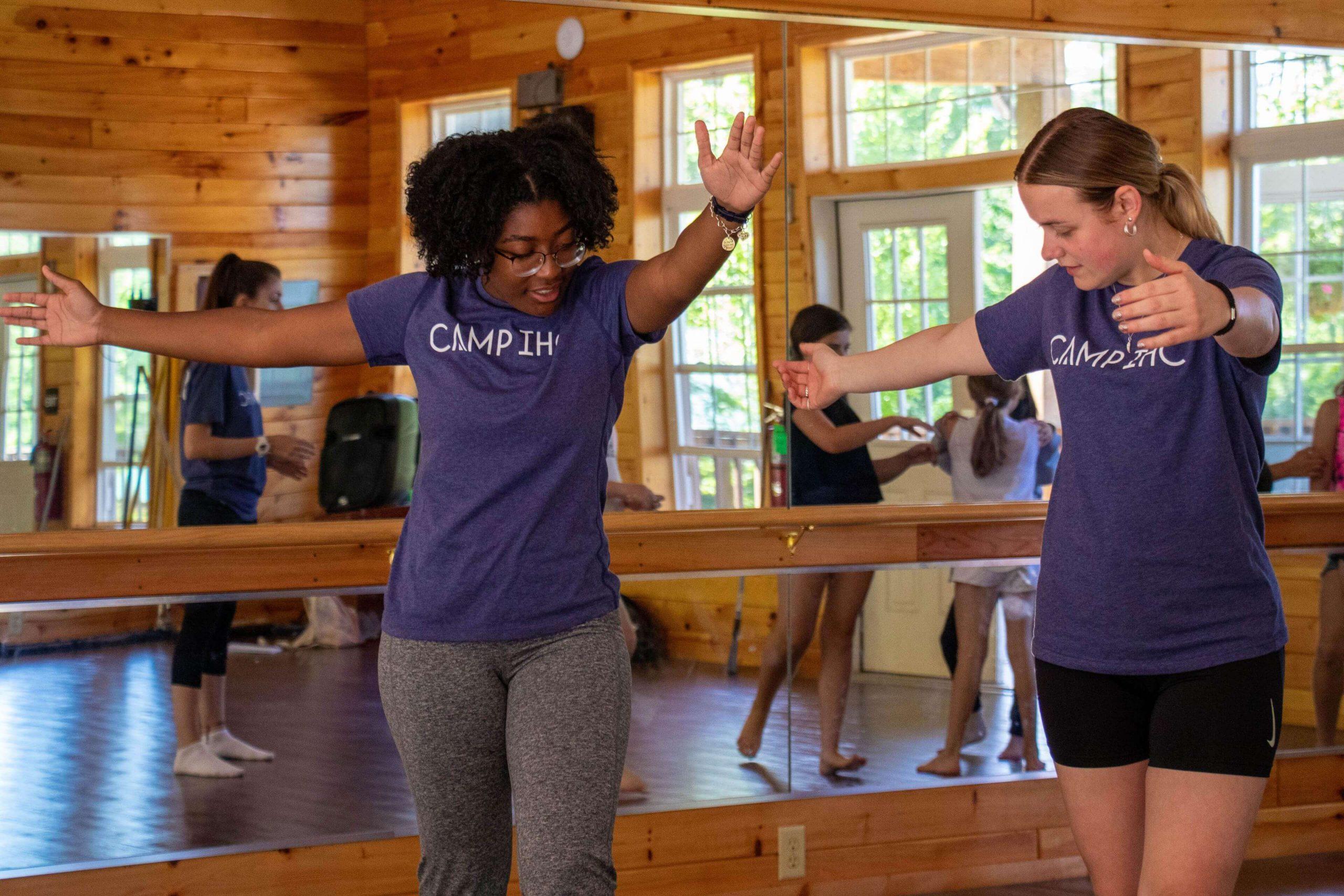 teach dance in america