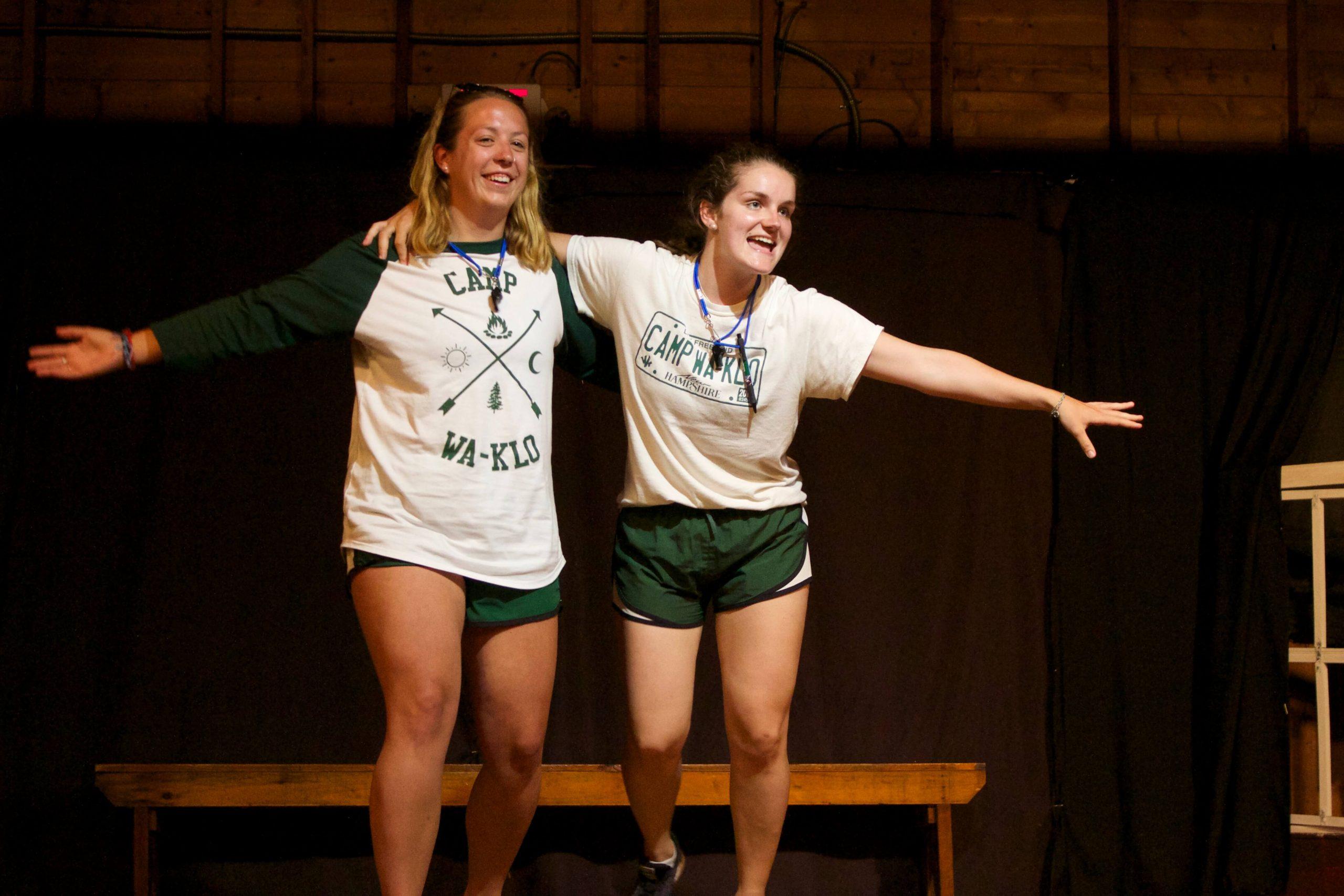 performing arts at summer camp