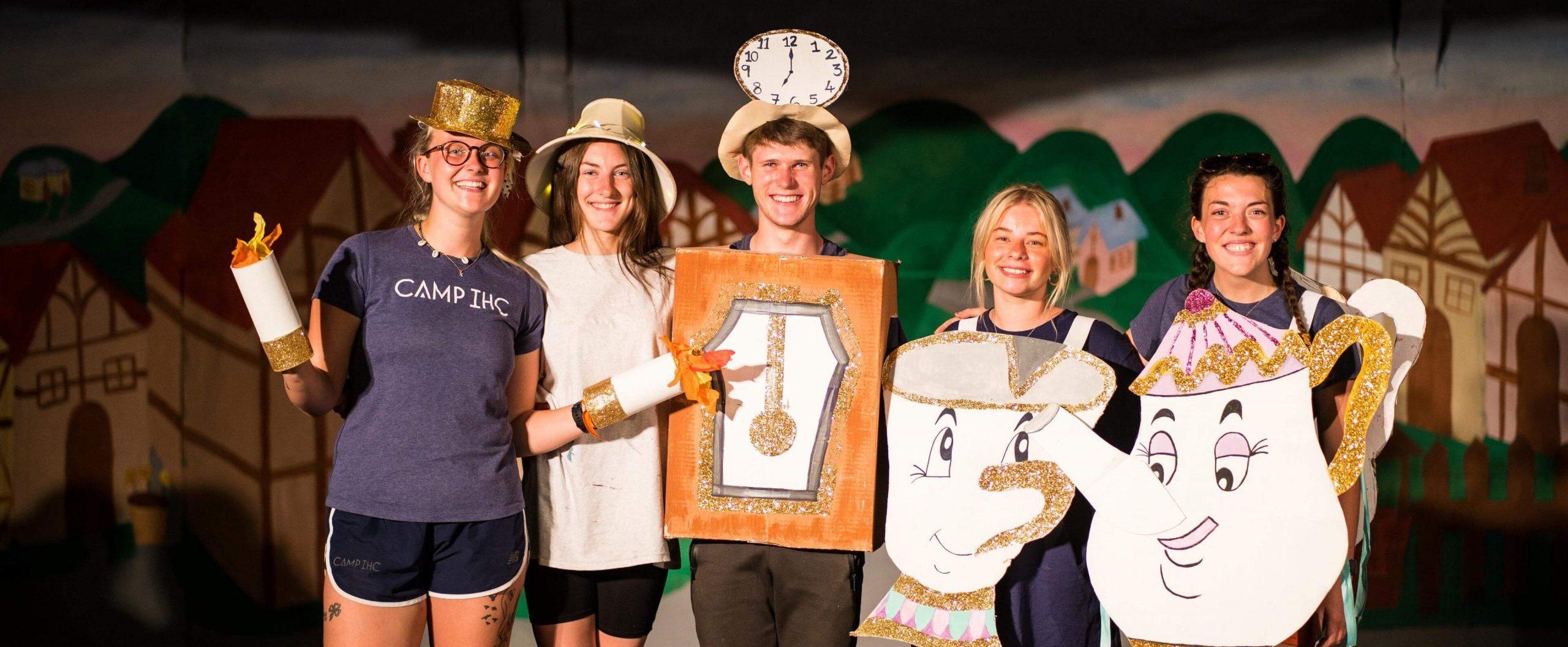 performing arts jobs at summer camp