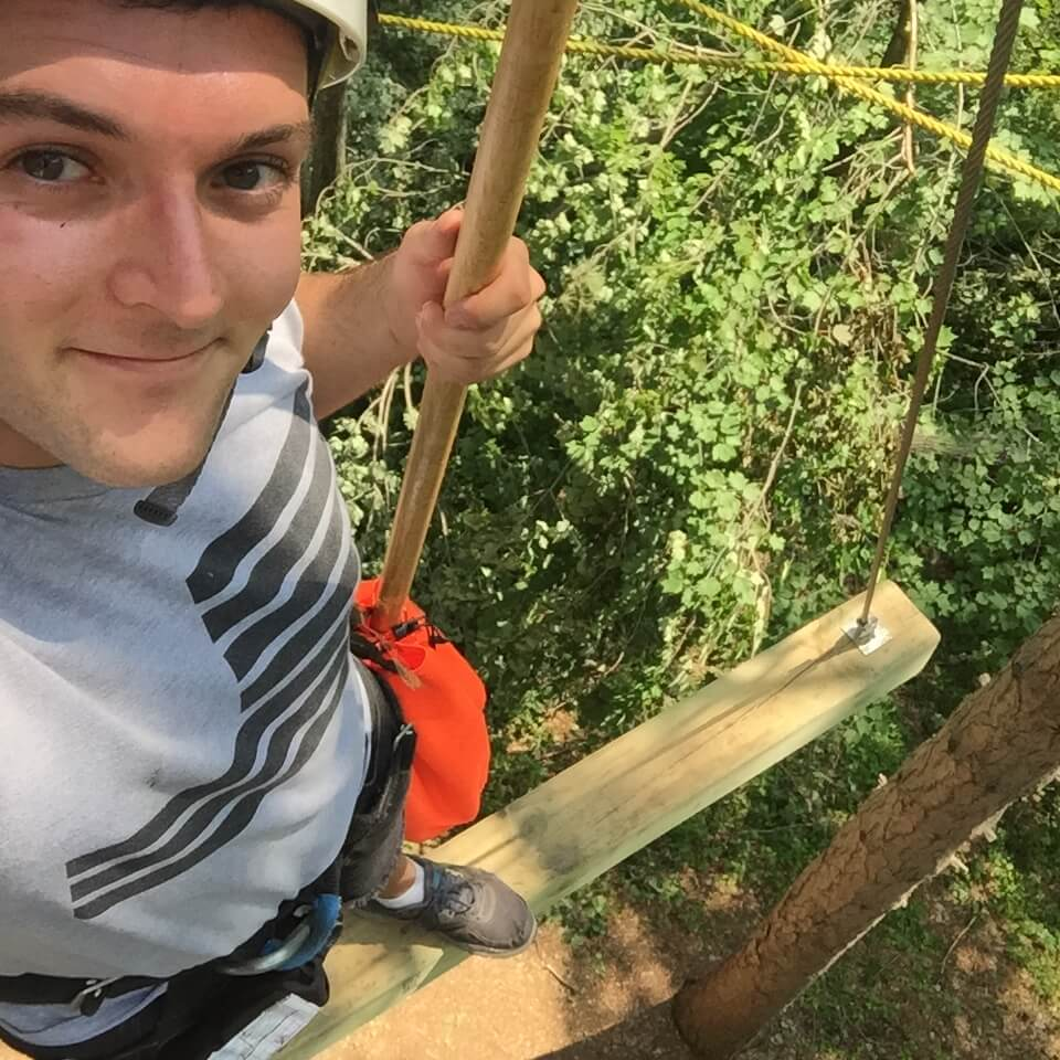 Ropes Instructor USA Summer Camp Jobs